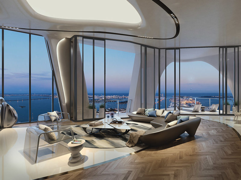 Penthouses in Miami